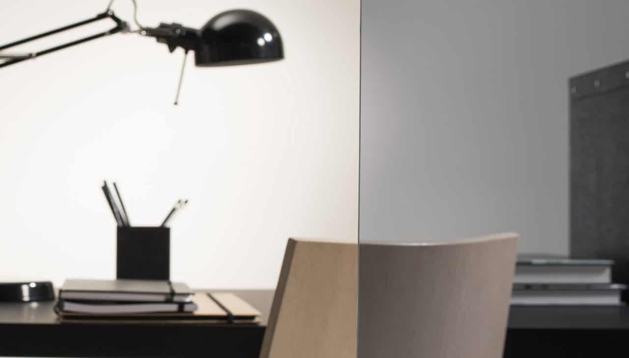 Verre feuilleté - Stratobel Colour Stone Grey